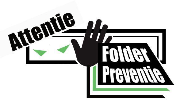 Attentie Folder Preventie